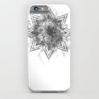 iPhone & iPod Case featuring The Darken Stars by ridwanafid