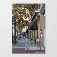 Bethlehem, PA 1 Canvas Print