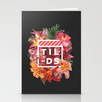 Tilds Stationery Cards
