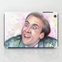 Nicolas Cage You Don't S… iPad Case