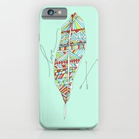 Love Feather iPhone 6 Slim Case
