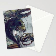 Zodiac Sign: Cancer Stationery Cards
