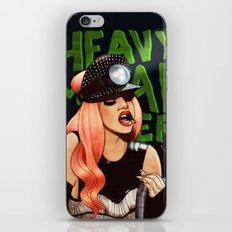 Heavy Metal Lover iPhone & iPod Skin
