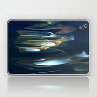 Water / H2O #62 (Water Abstract) Laptop & iPad Skin