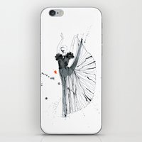dancer*** iPhone & iPod Skin