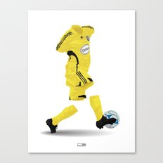 Columbus Crew 2008 Canvas Print