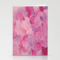 Beth Rose Watercolor Stationery Cards