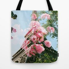 Paris in the Springtime  Tote Bag