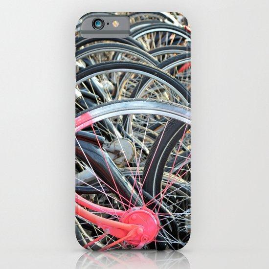 Wheels iPhone & iPod Case