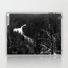 yellowstone falls Laptop & iPad Skin
