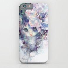 secret behind flowers iPhone 6 Slim Case
