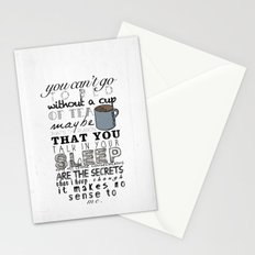 One Direction: Little Things Stationery Cards