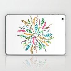 Radial Foliage Laptop & iPad Skin