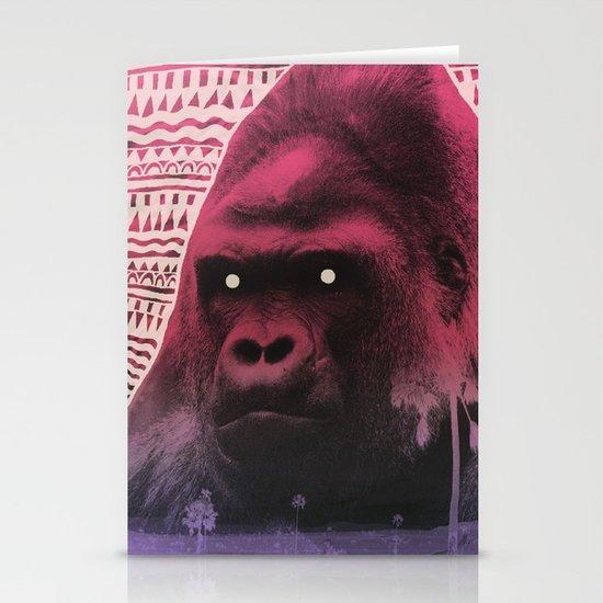 Demon Days Stationery Card