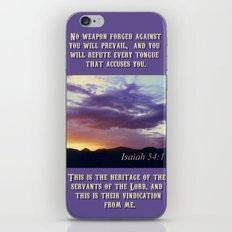 Heritage iPhone & iPod Skin