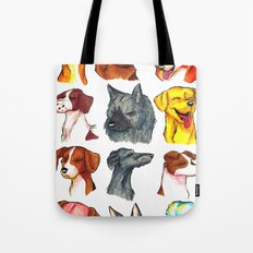 Brush Breeds Compilation 2 Tote Bag