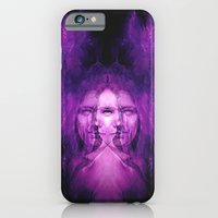 iPhone & iPod Case featuring Hemispheres - reloaded - purple by ARTito