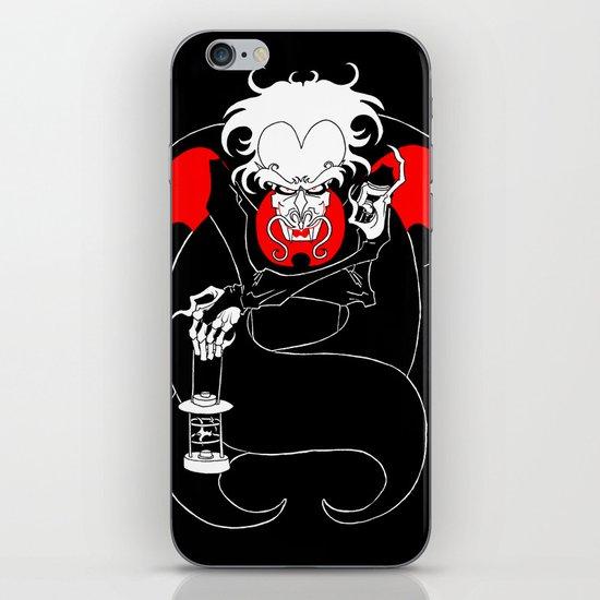Dracula iPhone & iPod Skin