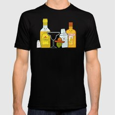 Margarita! Black Mens Fitted Tee SMALL