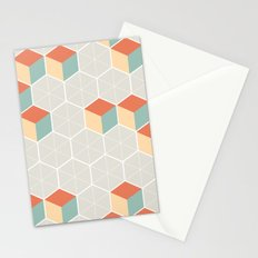 Japanese Pattern: Winter Stationery Cards