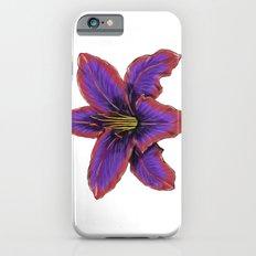 Stylized Lily iPhone 6 Slim Case
