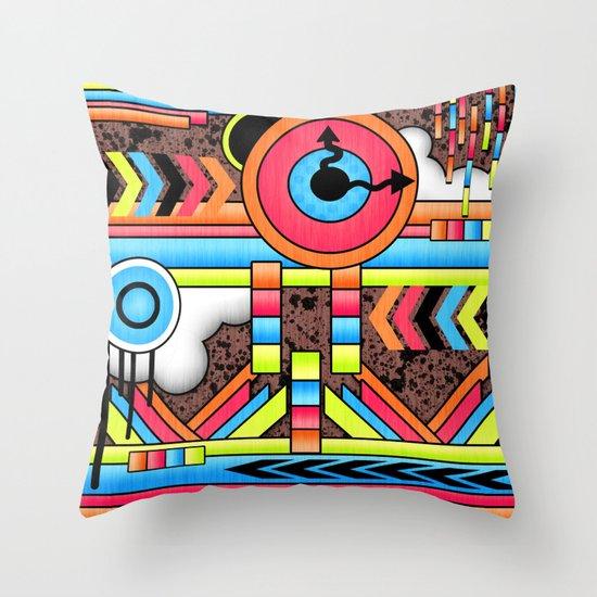 Fun Factory. Throw Pillow