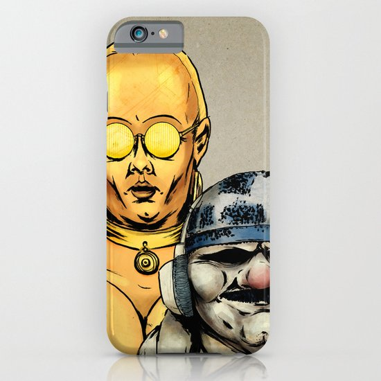 Cici & Art iPhone & iPod Case