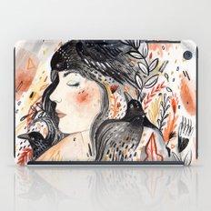 Crows & I iPad Case