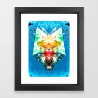 Baron Framed Art Print