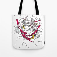 Anatomy Party Tote Bag
