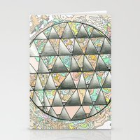 Shape+colour  Stationery Cards