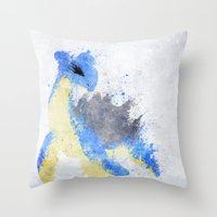 #131 Throw Pillow