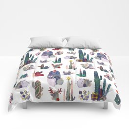 Comforter - CACTUS CHRISTMAS!!!  - franciscomffonseca