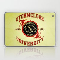 Stormcloak University(Skyrim) Laptop & iPad Skin