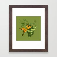 Spread Your Wings Framed Art Print