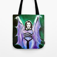 The Munsters Lily Munste… Tote Bag