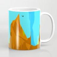 Magnificent Mountains I Mug