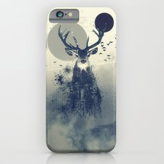 Deer Design Slim Case iPhone 6s