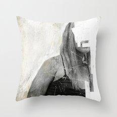 Faceless | number 03 Throw Pillow