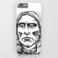 Quanah Parker, Last Chief of the Comanches iPhone 6 Slim Case