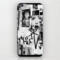 :: STREET ART //PART III - HAMBURG iPhone & iPod Skin