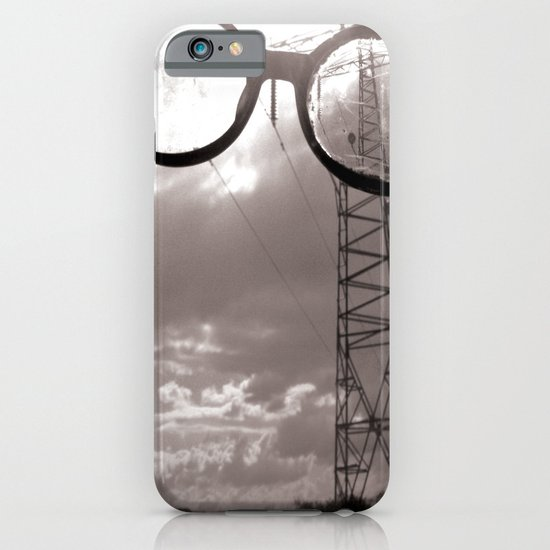 Giants in the Sky iPhone & iPod Case