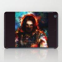 winter one iPad Case