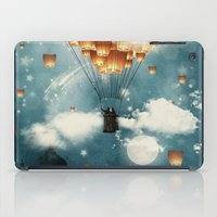 Where All The Wishes Com… iPad Case