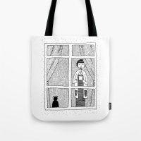 Cozy Tote Bag