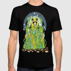The Monster of Skate Forest Mens Fitted Tee Black SMALL