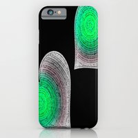 Groovy Hearts iPhone 6 Slim Case