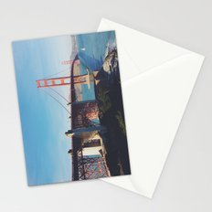 Golden Gate Bridge.  Stationery Cards