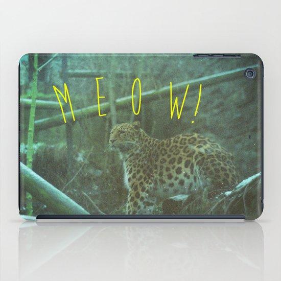 MEOW! iPad Case