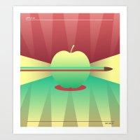 Apple 05 Art Print